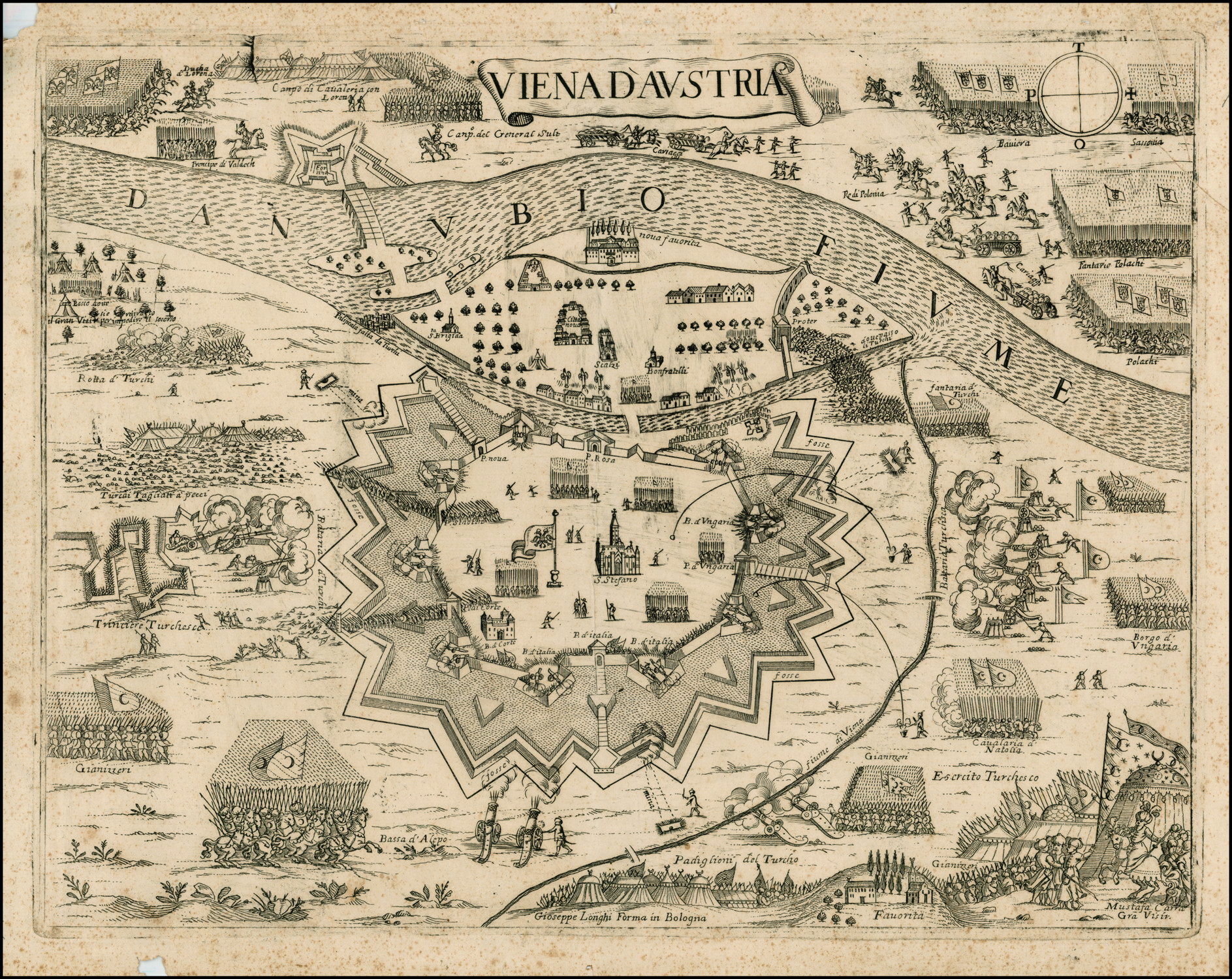 a history of the siege of vienna in 1683